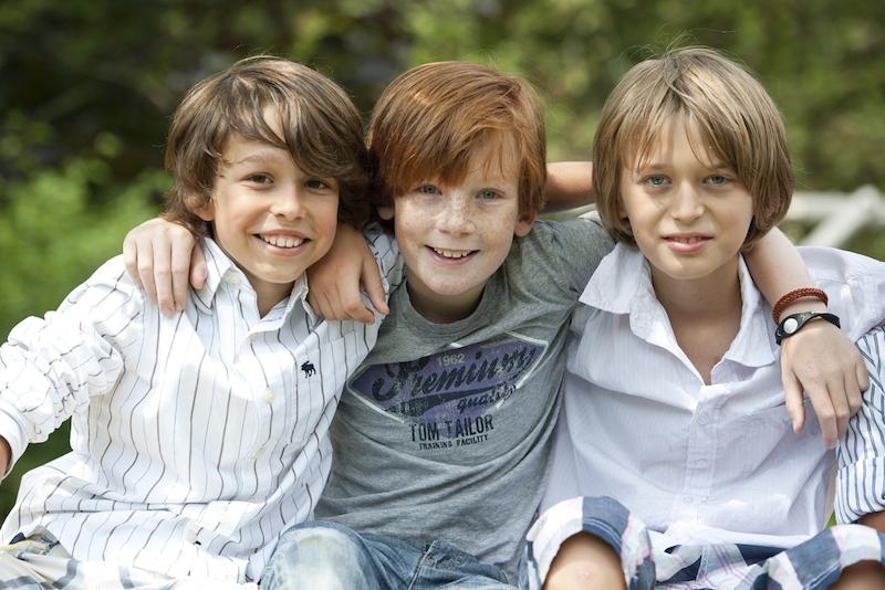 Jugendliche Jungs